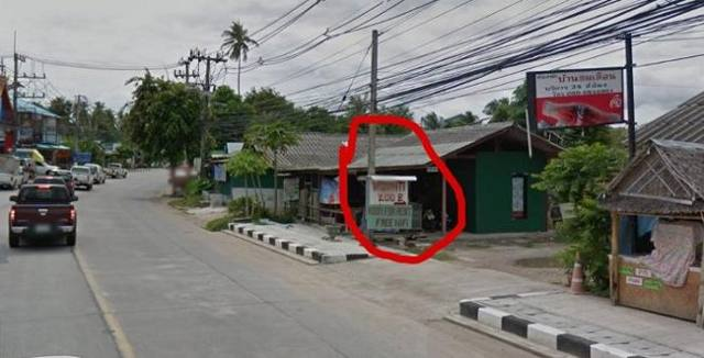 Поворот к дешевому отелю