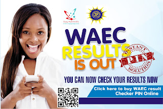 click here to buy WAEC result checker PIN online