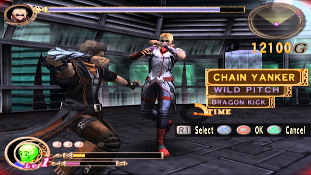 God Hand screenshot 1
