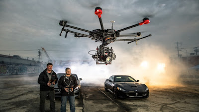 DJI and Hasselblad Collaborate on Integrated Camera Drone