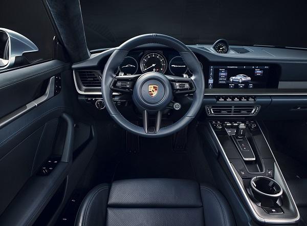 Porsche 911 992 2019 Interior