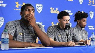 'I Should Have Left Them in Jail!': Trump Changes Tune Regarding UCLA Basketball Players