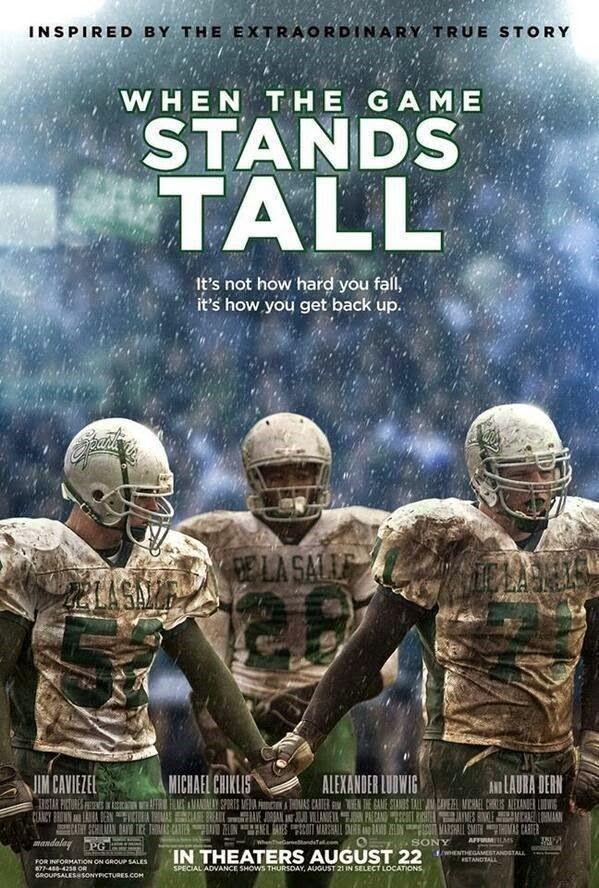 When the Game Stands Tall 2014 - Full (HD)
