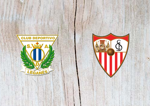 Leganes vs Sevilla - Highlights 23 December 2018