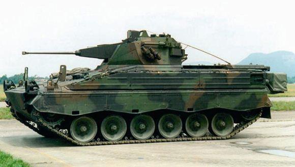 Tank Marder 1A3