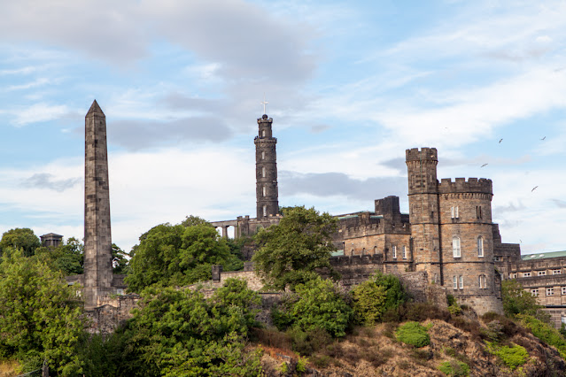 Edimburgo-Calton hill