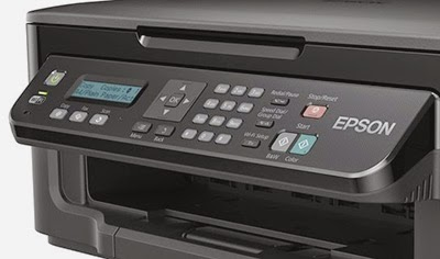 epson workforce wf-2510wf specification