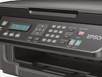 Epson WorkForce WF-2510WF Driver Free Download