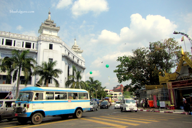 Yangon Myanmar Travel Guide Blog