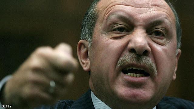 """أردوغان يتوعد """"حرييت"""" بسبب """"العنوان الوقح"""""""