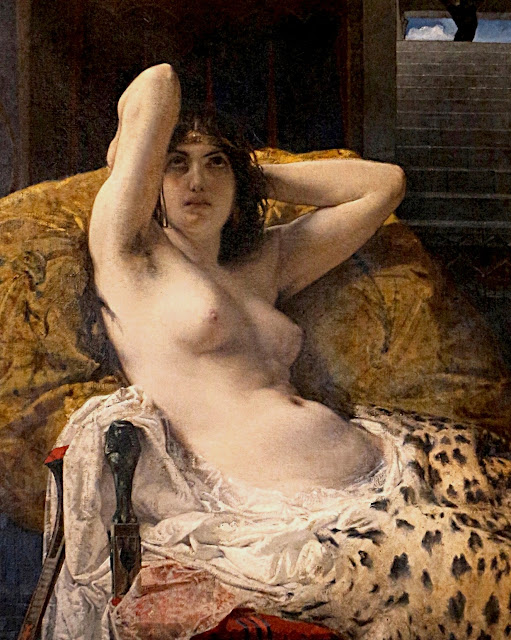 Mosè Bianchi: Cleopatra