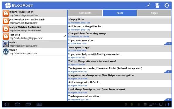 20 Aplikasi Android yang Wajib Dimiliki Seorang Blogger