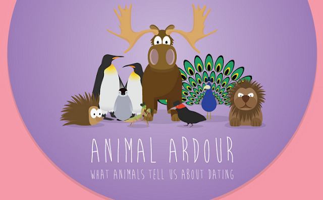 image: Animal Ardour: What Animals Tell Us About Dating