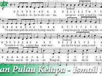Lirik Lagu Wajib Rayuan Pulau Kelapa Ciptaan Ismail Marzuki