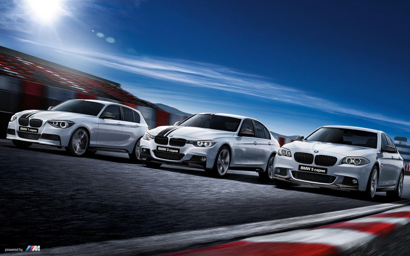 BMW cars m performance parts