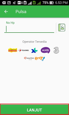 Mobayar : Cara Mendapatkan Pulsa Gratis dari Aplikasi Mobayar