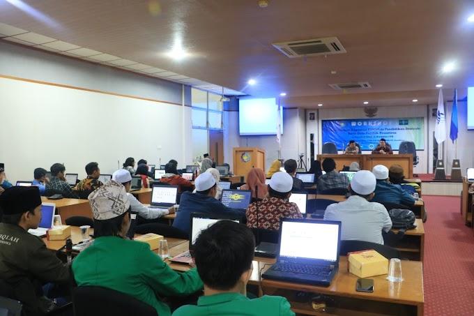 Puluhan Pesantren Surabaya Ikuti Pelatihan Basis Data Pesantren
