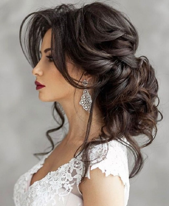 Wedding Bridesmaid Hairstyles For Long Hair: Brides Wedding Hairstyles