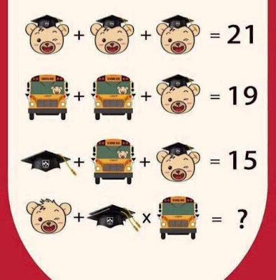 Bear Bus Hat Puzzle