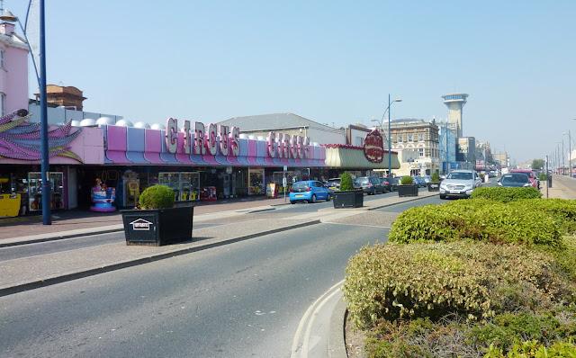 Great Yarmouth amusement arcade