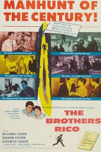 Watch The Brothers Rico Online Free in HD