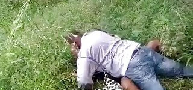 Two in the bush sex