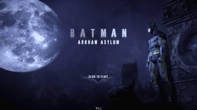 Download Batman Arkham Asylum PC Games