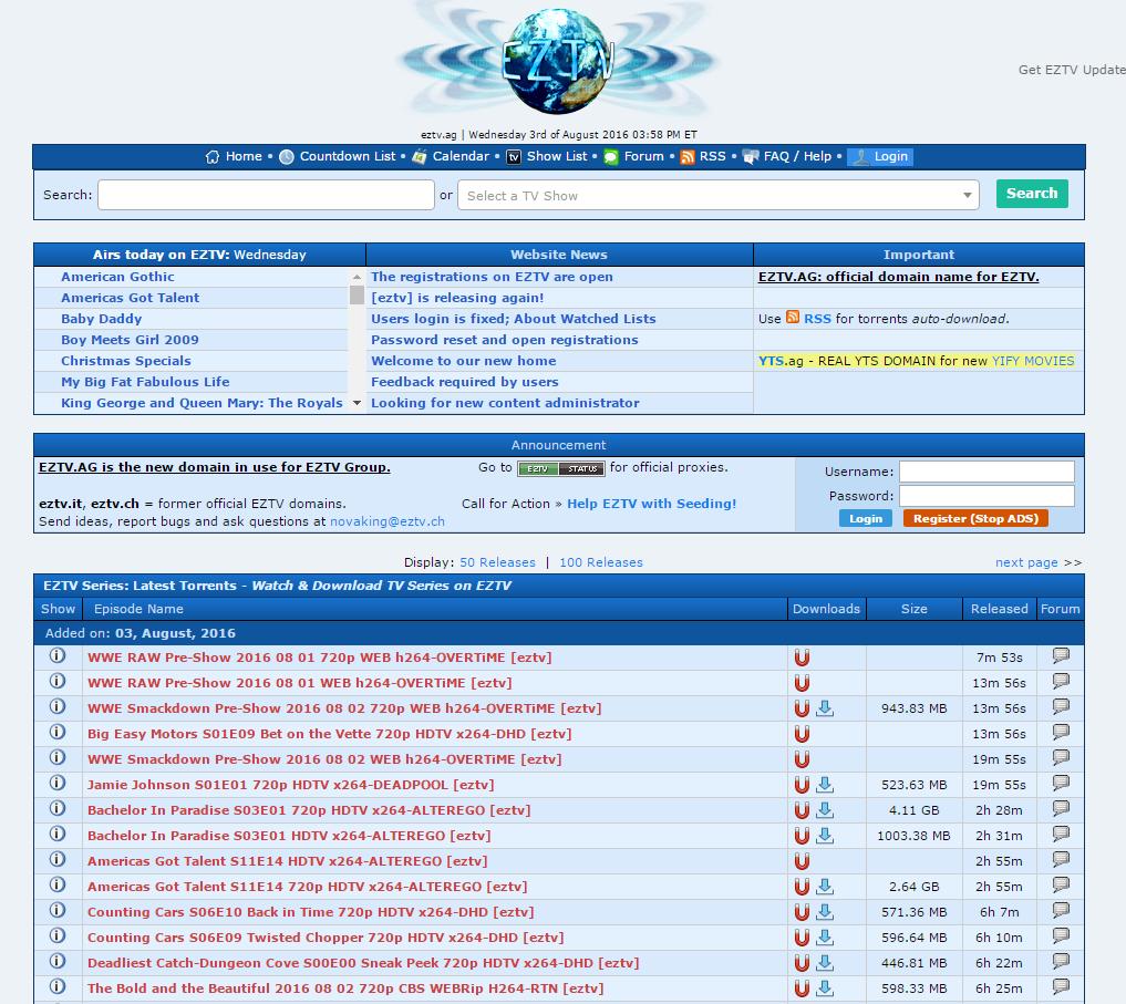 melhores sites de torrent