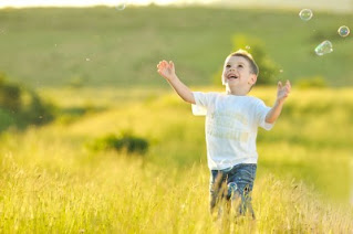 Tips for Photographing Young Children