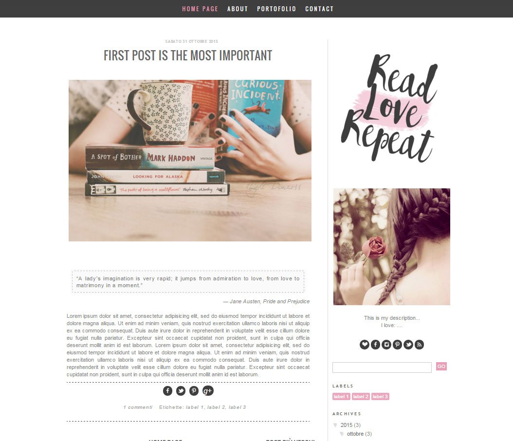 blogger template Simons S.