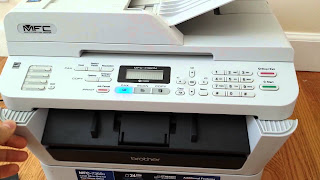Spesifikasi & Review Printer Brother MFC-7360N