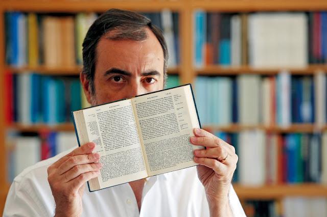 Resultado de imagem para biblia traduzida do grego