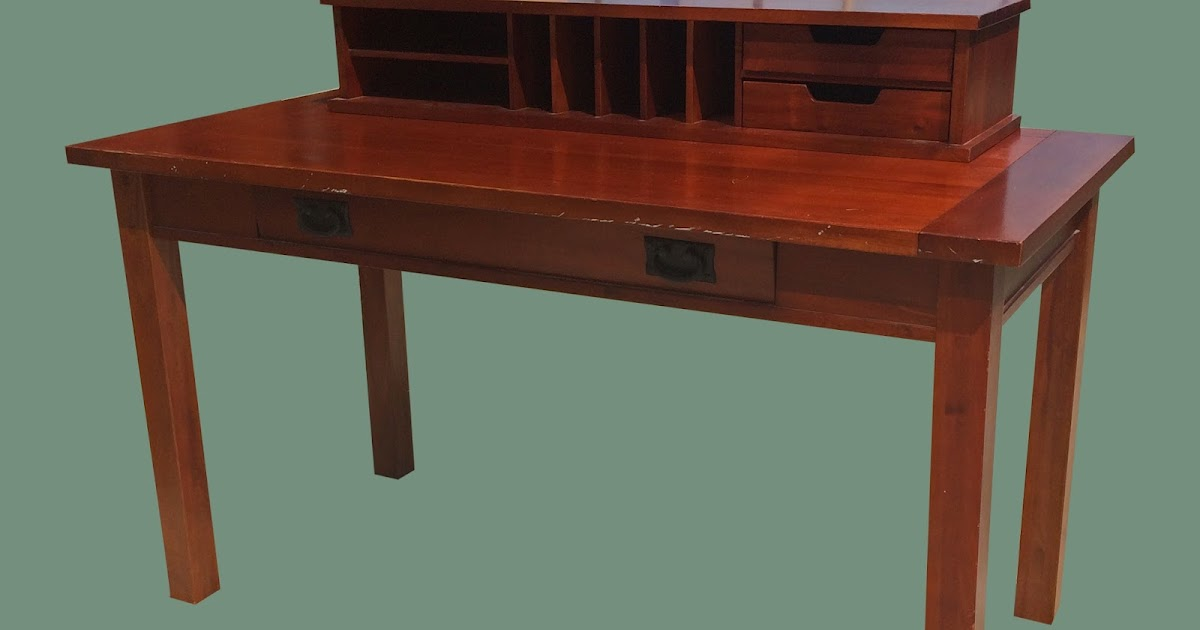 Uhuru Furniture Collectibles Computer Desk With Hutch 125 Sold