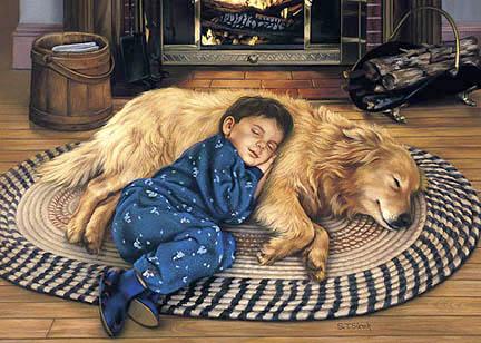 Beautiful Paintings By Tom Sierak