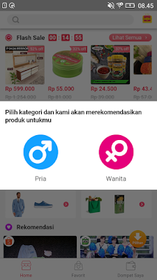 pulsa gratis aplikasi flash go android