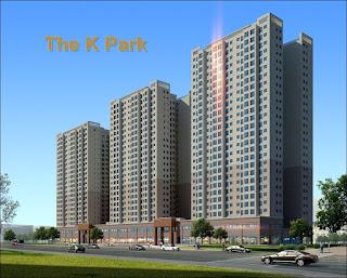 The K-Park được bán với giá bao nhiêu?