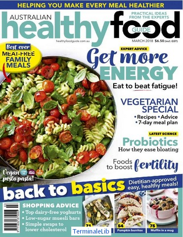 Australian healthy food guide magazine march 2018 pdf free download australian healthy food guide magazine march 2018 forumfinder Choice Image