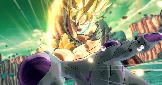Dragon Ball Xenoverse 2 is out now on Switch
