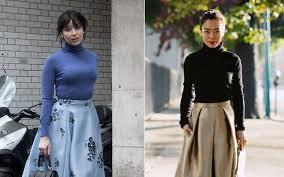 Fashion Untuk Wanita Lengan Besar