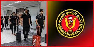 بالفيديو / مطار تونس قرطاج : جمهور الترجي يستقبل فريق الأهلي المصري على طريقته الخاصة !