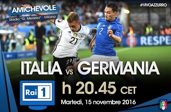Italia vs Jerman