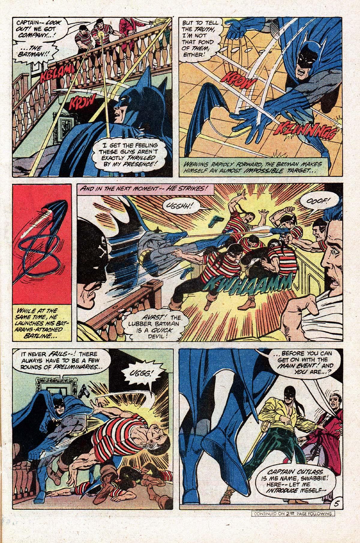 Read online World's Finest Comics comic -  Issue #279 - 7
