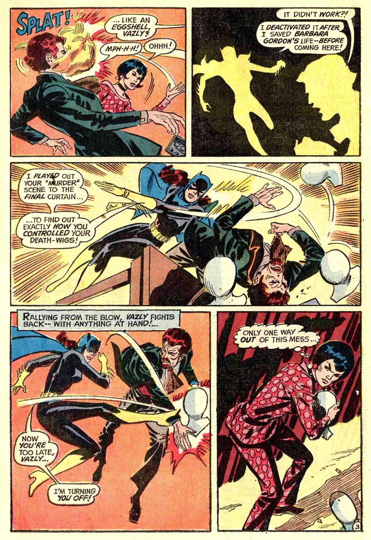 Detective Comics (1937) 413 Page 25