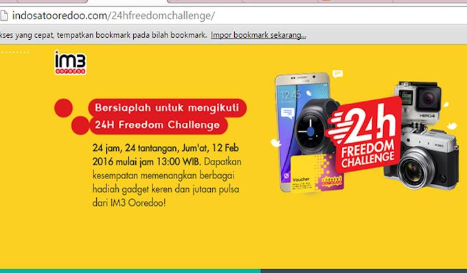 Ekpresikan Dirimu dengan Indosat Ooredoo Freedom Combo