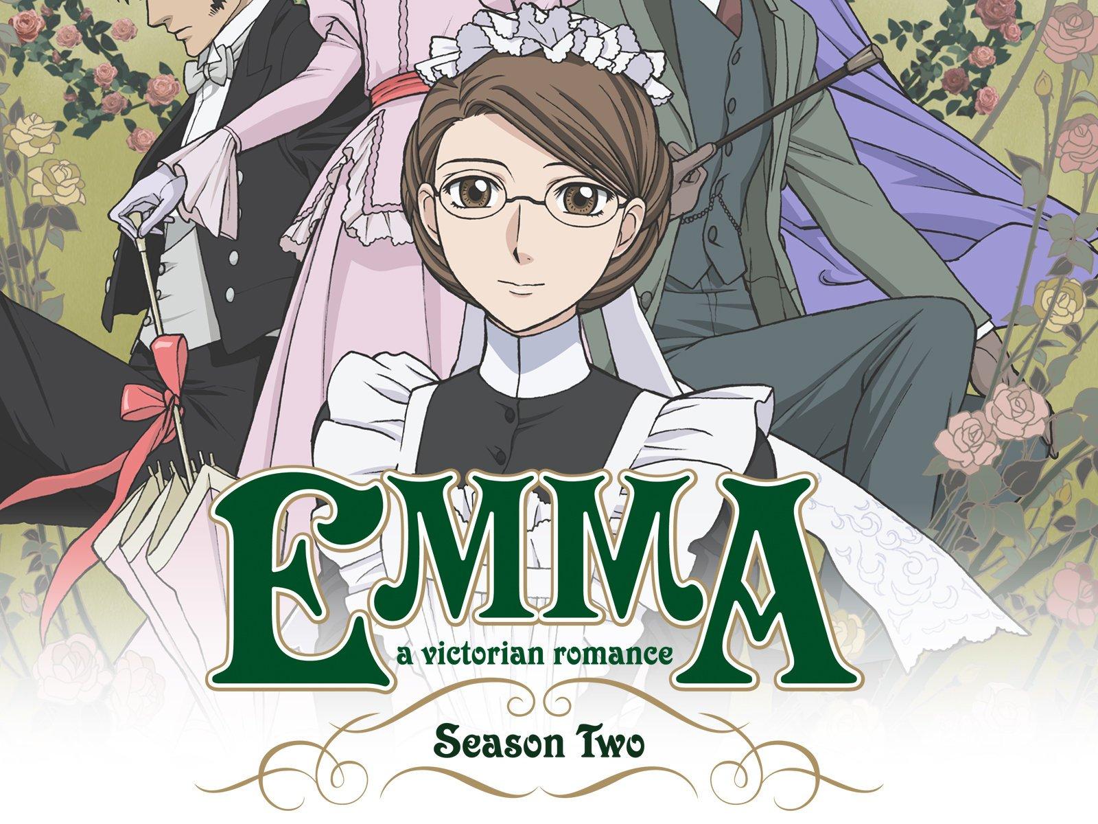 Victorian Romance Emma Ss2 - VietSub (2014)