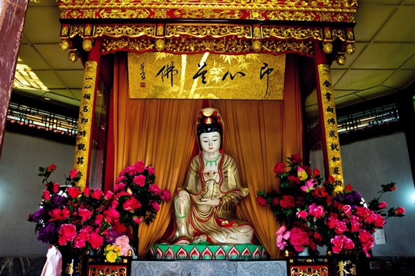 วัดหยวนทง (Yuantong Temple) @ www.absolutechinatours.com