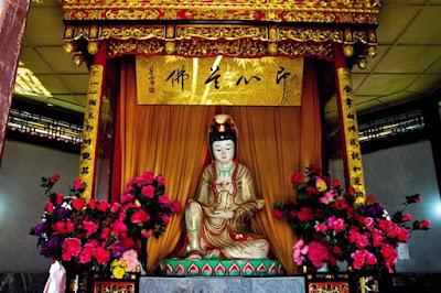 วัดหยวนทง (Yuantong Temple) @ www.absolutechinatours.com