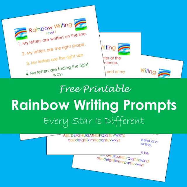 Free beginning writing prompts for kids