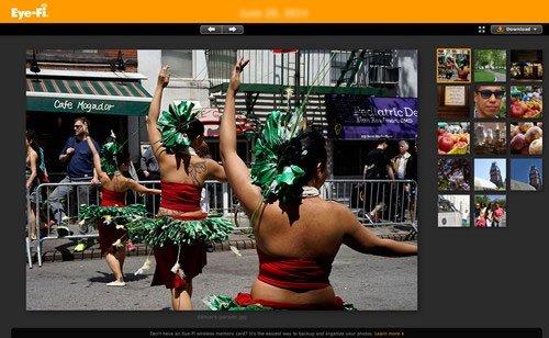 EyeFi, 10 trang web lưu trữ và chia sẻ hình ảnh tốt nhất