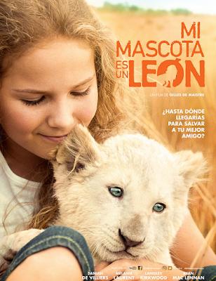 Mia Et Le Lion Blanc [2018] [DVD] [R4] [NTSC] [Latino]